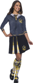 Hufflepuff Adult Costume Top