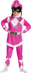 Pink Power Ranger Costume 12-18 Months