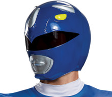 Blue Power Ranger Adult Helmet