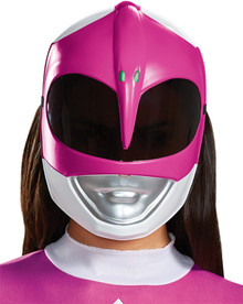 Pink Power Ranger Adult Helmet