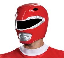 Red Power Ranger Adult Helmet