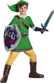 Link Deluxe Child Costume