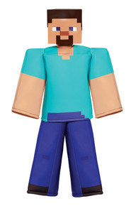 Steve Minecraft Prestige Child Costume