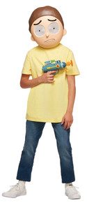 Morty Teen Costume
