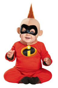 Incredibles Deluxe Baby Jack Jack Infant Costume