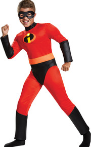 Dash Incredibles Muscle Child Costume