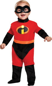 Incredibles Classic Toddler Costume 12-18 Months