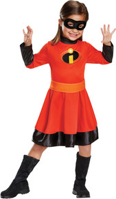 Violet Incredibles Classic Child Costume