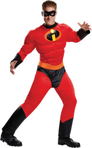 Mr. Incredible Classic Adult Costume