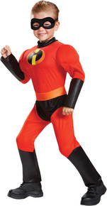 Dash Incredibles Classic Toddler Costume