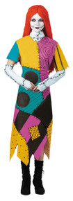 Sally Plus Size Adult Costume