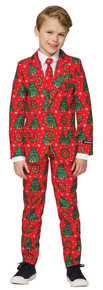 Christmas Tree Child Sized Novelty Suit