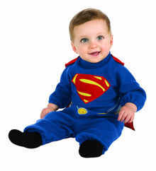 Man Of Steel Superman Romper