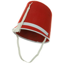 Drum Major Hat Red