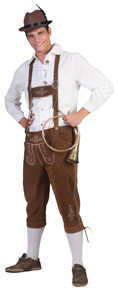 Tirol Bernd Adult Costume Large