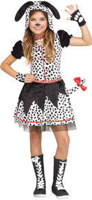 Spotted Sweetie Dalmation Child Costume