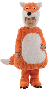 Fox Toddler Costume