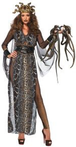 Medusa Adult Costume small