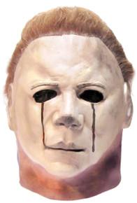 Michael Myers Blood Tears Latex Mask
