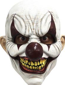 Chomp Clown Latex Mask