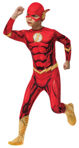 The Flash Standard Child Costume