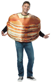 Stacked Pancakes Adult Costume