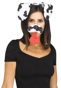 Dalmation Selfie Adult Kit