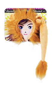 Lion Costume Kit w/ Tail