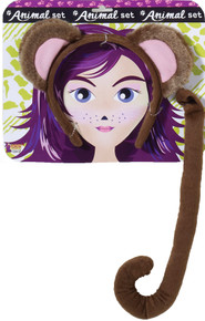 Monkey Costume Kit w/ Tail