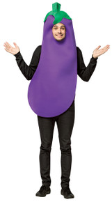 Eggplant Adult Costume