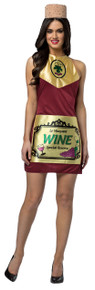Wine Dress Adult Costume