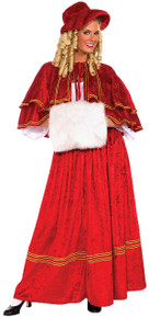 Christmas Caroler Adult Costume