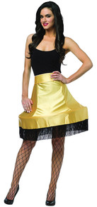 Christmas Story Leg Lamp Adult Skirt