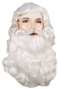 Bargain Santa Wig & Beard