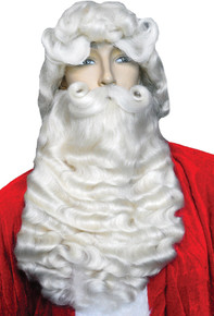 Yak Hair Santa Wig & Beard Set