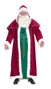 Victorian Santa Suit