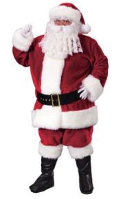 Santa Suit Crimson Premiere Plush XXL