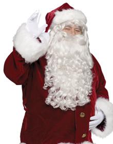 Santa Wig & Beard Super Deluxe