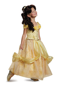Belle Ultra Prestige Disney Princess Child Costume