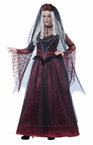 Immortal Vampire Bride Adult Costume