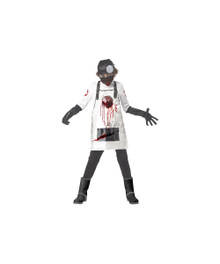 Open Heart Surgeon Child Costume