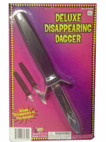 Deluxe Disappearing Dagger