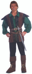 Medieval Belt w/ Scabbard