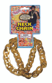 80's Big Links Neck Chain