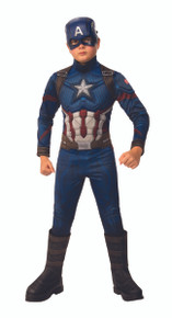 Captain America Avengers Endgame Deluxe Child Costume