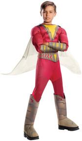 Shazam Deluxe Child Costume