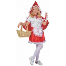 Red Riding Hood Deluxe Child Costume