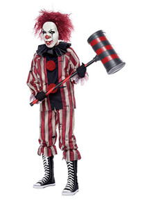 Nightmare Clown Child Costume XL(12-14)