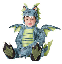 Darling Dragon Child Costume