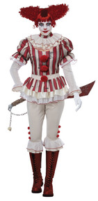 Sadistic Clown Adult Costume